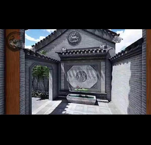 温州古建筑构件